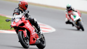 Califonia Superbike School Level 4